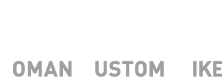 Boman Kustom Bike Logo